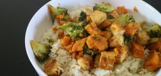 broccolicurry en tofu